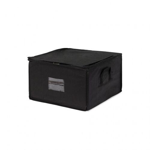 Compactor vakuum Aufbewahrungskorb 42 x 40 x 25 cm schwarz M