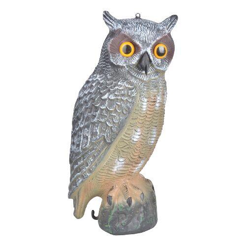 Esschert Design vogelscheuche uil 18,7 x 19,1 x 40,8 cm