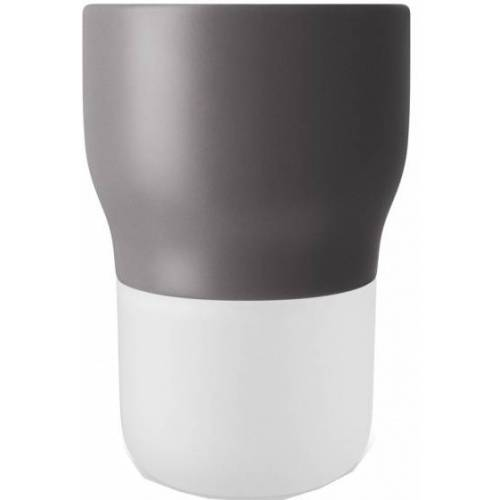 Eva Solo blumentopf mit Bewässerungssystem 15,5 cm Glas grau