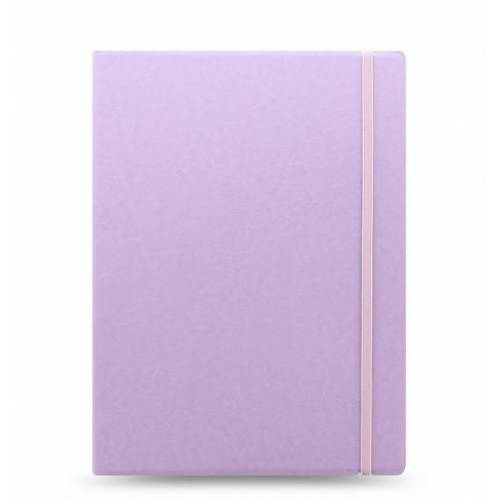 Filofax notizbuch Classic Pastel A4 Papier/Kunstleder lila