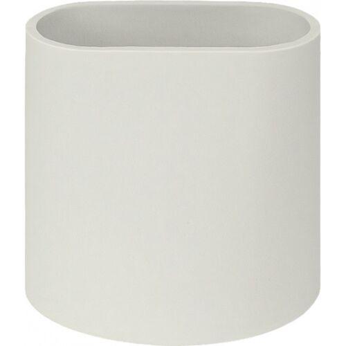 QDO stiftablage Phold 3 silikon 7,5 x 7,5 cm weiß