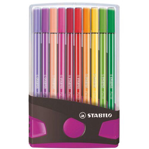 Stabilo kugelschreiber Pen 68 20 Stück