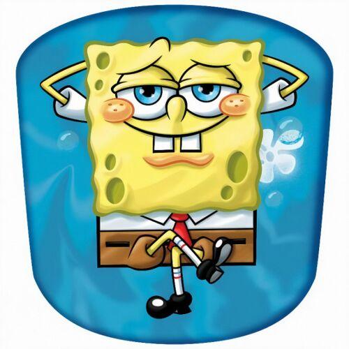 Starbright kissen Spongebob 40 x 38 x 15 cm Polyester blau/gelb