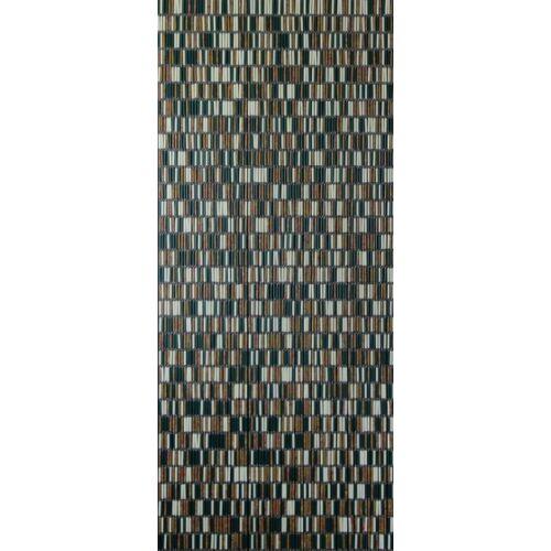 Sun-Arts Sun Arts fliegengitter Mix Ärmel 232 x 100 cm PVC braun/grün