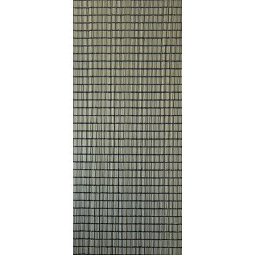 Sun-Arts Sun Arts fliegengitter Normale Ärmel 232 x 100 cm PVC Creme
