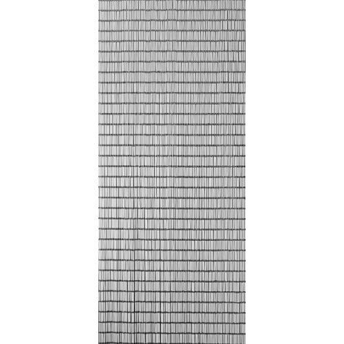 Sun-Arts Sun Arts fliegengitter Normale Ärmel 232 x 100 cm PVC weiß