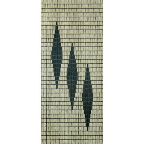 Sun-Arts Sun Arts Ärmel für Fliegengittervorhänge Ruiten232 x 100 cm PVC creme/grün