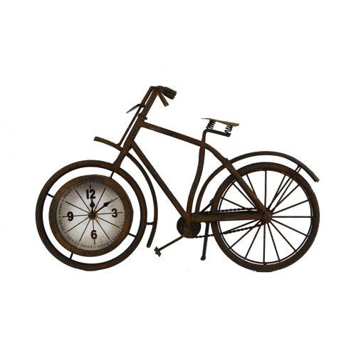 Gifts Amsterdam uhr Fahrrad 38,5 x 7,5 x 25 cm Stahlbronze