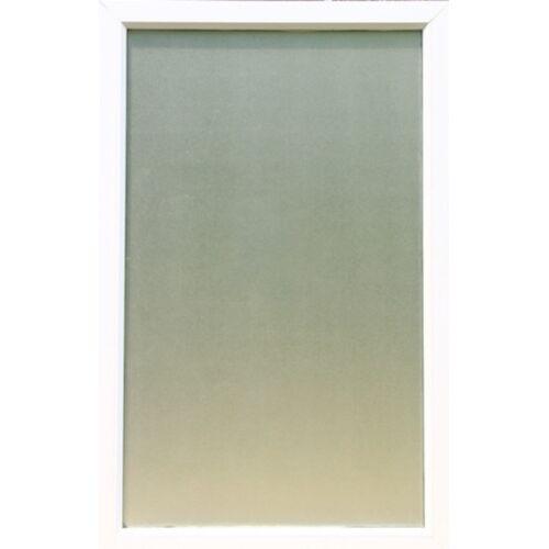Verlofix fensterfolie Matt 45 cm x 15 m PVC VS001 transparent