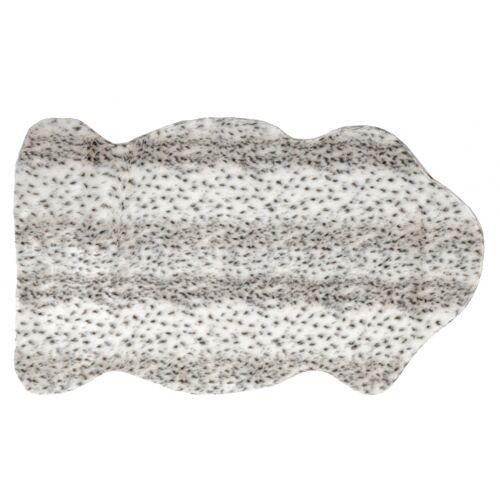 Amo La Casa teppich Alaska 60 x 90 cm Polyester beige