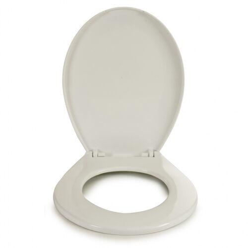 Berilo toilettensitz 35 x 43 cm weiß