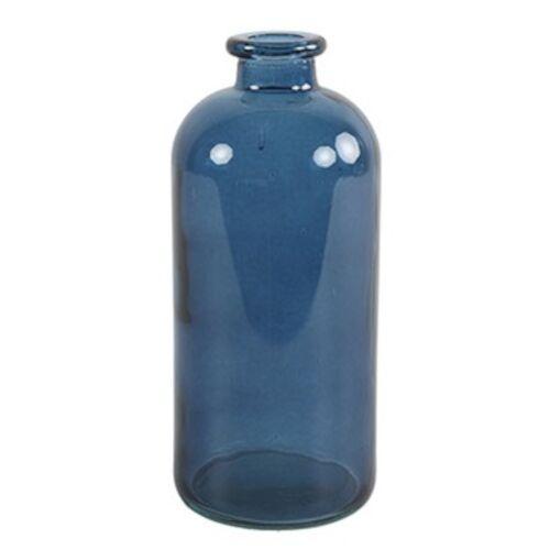 Countryfield vase Dawn 25 x 11 cm Glas blau