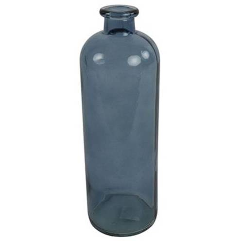 Countryfield vase Dawn 33 x 11 cm Glas blau