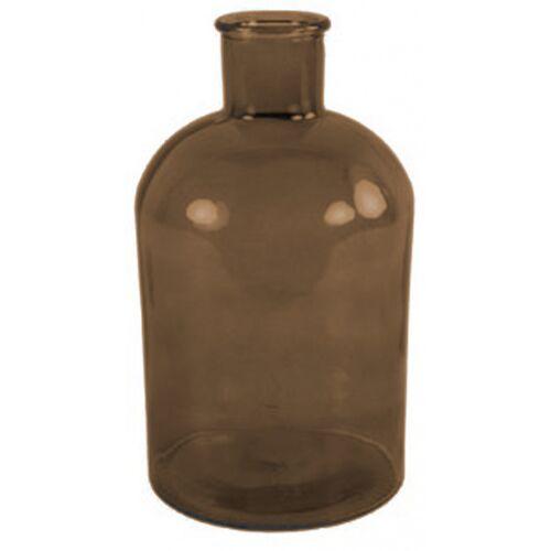 Countryfield vase Dena 17 x 31 cm Glas braun
