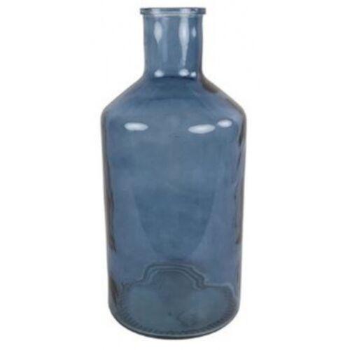 Countryfield vase Deny 24 x 52 cm Glas blau