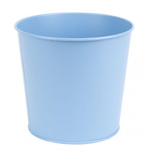 Esschert Design blumentopf 15,4 x 17 cm Zink blau