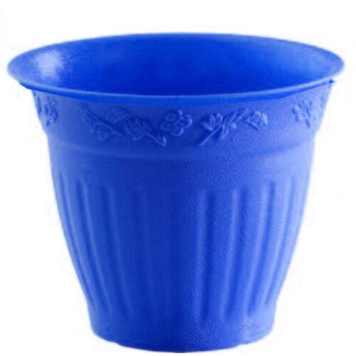 Hega blumentopf Marfil 0,35 Liter 16 x 10,5 cm blau