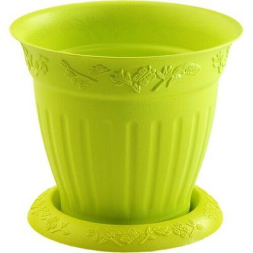 Hega blumentopf Marfil 3 Liter 21 cm grün