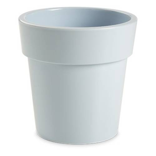 Hega blumentopf Melisa 0,89 Liter 12 x 12 cm blau