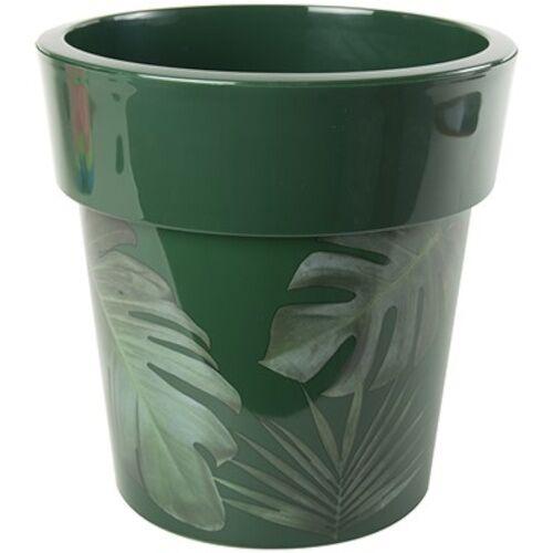 Hega blumentopf Melisa 0,89 Liter 12 x 15 cm grün