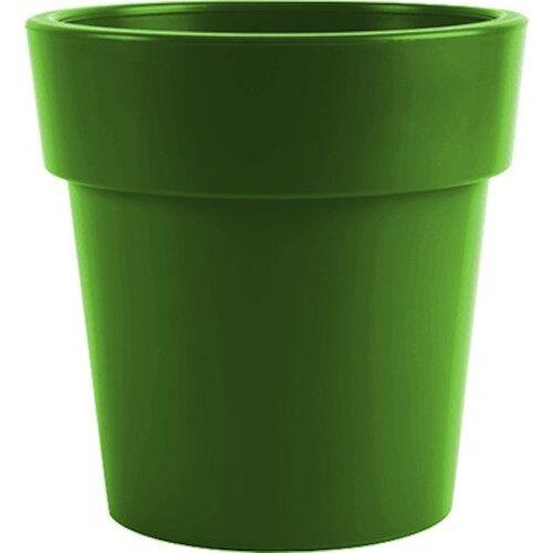 Hega blumentopf Melisa 3,4 Liter 15 x 15 cm grün