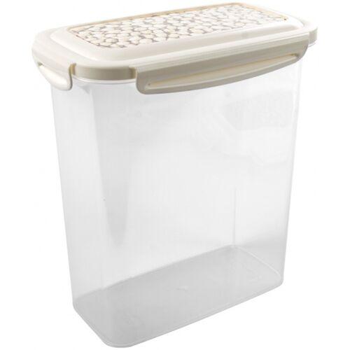 Hega suppentopf Alava 2 Liter 19 x 11 x 21 cm transparent/weiß