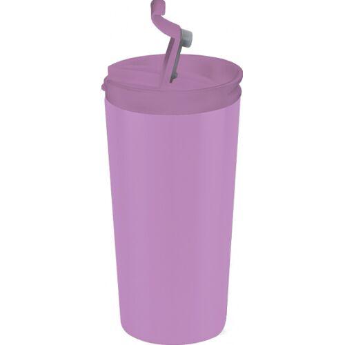 I-Drink I Drink doppelwandiger Becher 350 ml Edelstahl lila