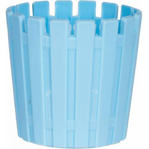 Ibergarden blumentopf 8,5 x 9 cm blau