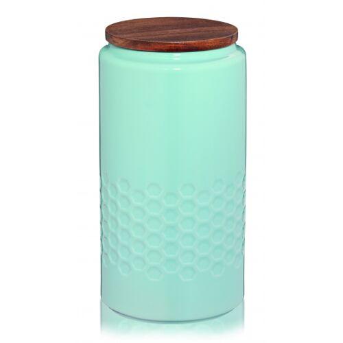 Kela Mellis Suppentopf 1,3 Liter blau