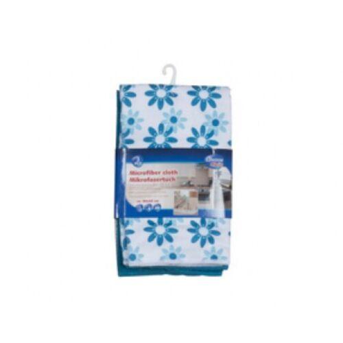 Lifetime Clean poliertuch Mikrofaser 3 Stk. blau