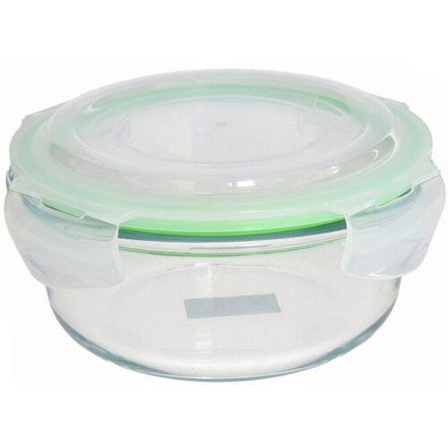 San Ignacio lebensmittelbehälter 16 x 8 cm 620 ml Glas grün