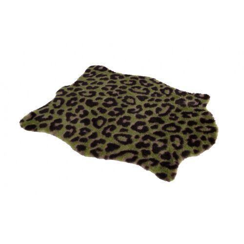 TOM teppich Panther 41 x 33 cm Polyester grün