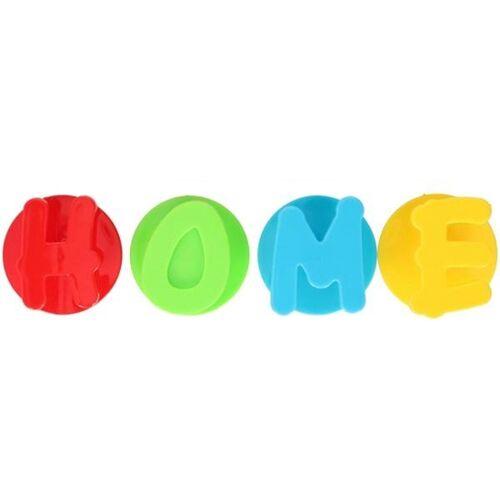 TOM selbstklebende Haken Home 5,5 x 4 cm PVC 4 Stück