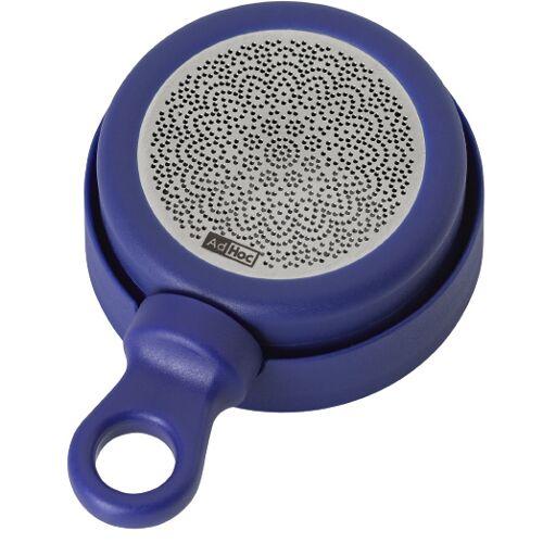 Adhoc teefilter MagTea magnetisch 9 cm Edelstahl blau 3 Stück