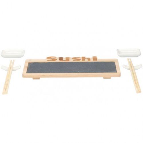 Alpina servierset Sushi 7 Stück 30 x 16 cm