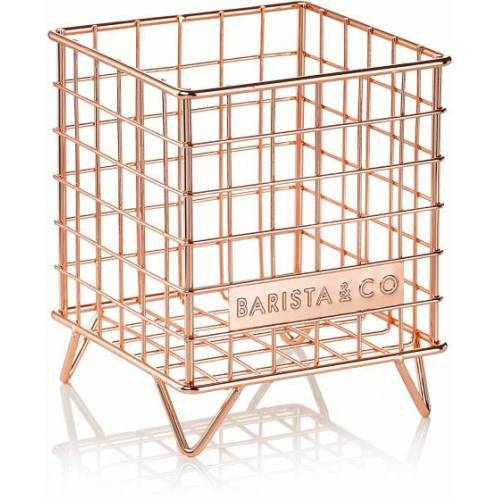 Barista & Co korb Kaffeetassen 13,5 x 16,5 cm Edelstahl Kupfer