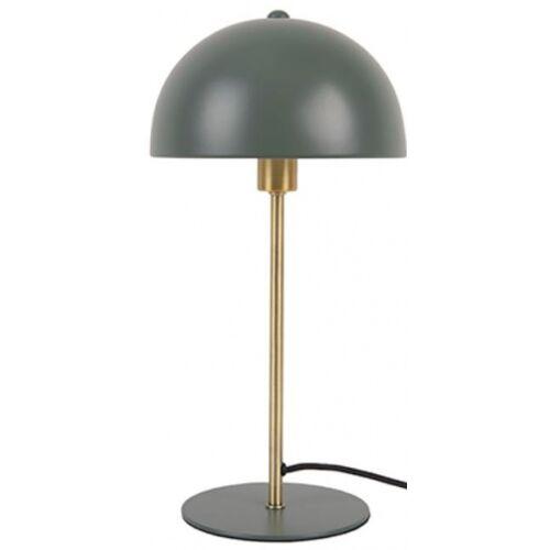 Leitmotiv tischlampe Bonnet 20 x 39 cm Stahl grün/gold