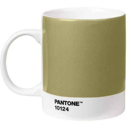 Pantone becher 375 ml Porzellan Gold