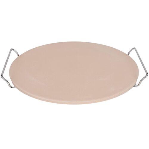 Patisse pizzastein 34,5 x 33 cm steinbeige