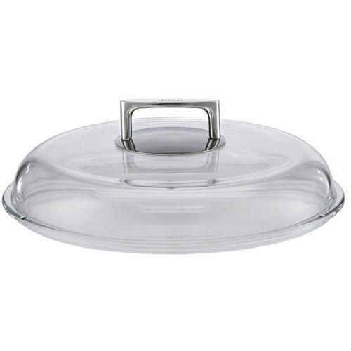 Rösle topfdeckel 25,5 x 25,5 x 8,5 cm Edelstahl/Glas silber