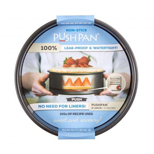 Wham backform PushPan 24 cm Carbon anthrazit