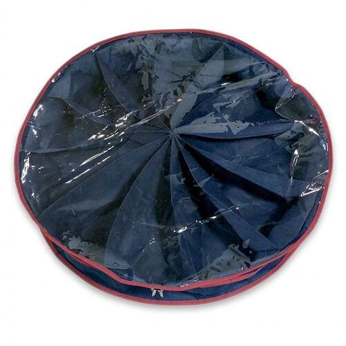 United Entertainment schuhorganizer faltbar 75 cm PVC blau