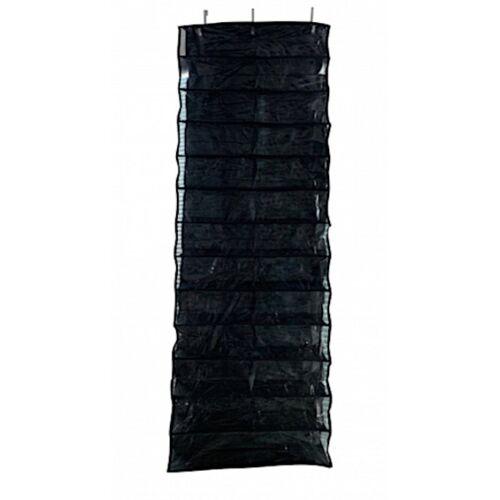 United Entertainment schuhorganizer 150 x 56 cm PVC schwarz