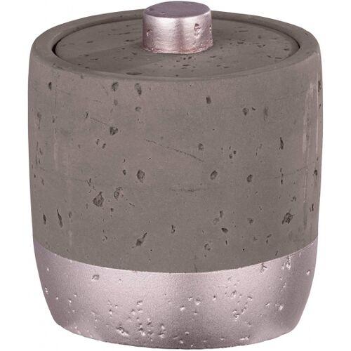 Wenko aufbewahrungsbox Mauve 10 cm Beton grau