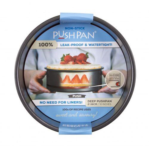 Wham backform PushPan 26 cm Carbon anthrazit