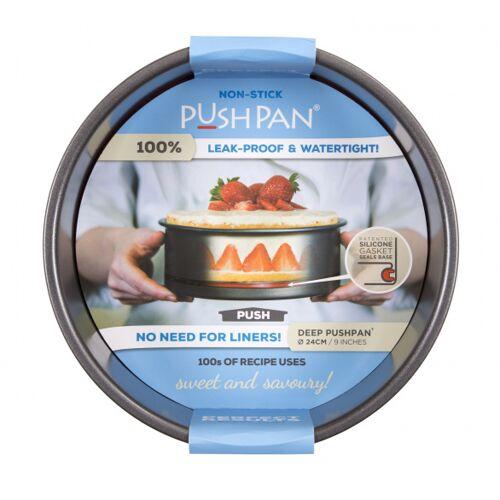 Wham backform tief PushPan 24 cm Carbon anthrazit