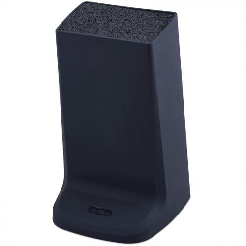 Zyliss messerblock 16 x 13,5 x 24 cm Kunststoff schwarz