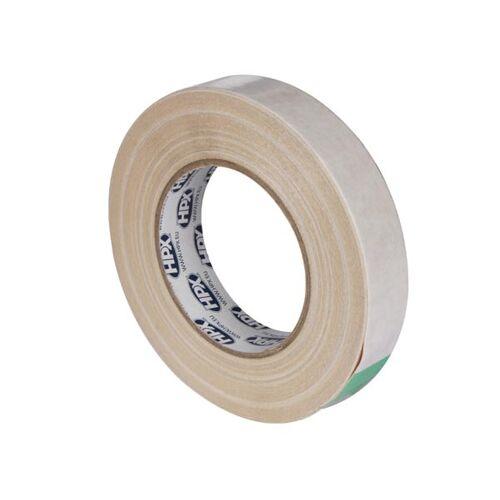 HPX teppichklebeband doppelseitig 25 x 25 mm Gummi weiß