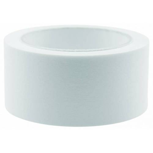 TOM abdeckband 50 mm x 50 m bis 80 °C Papier weiß