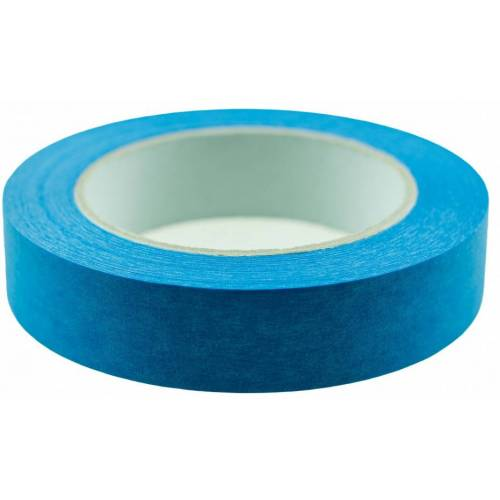 TOM abdeckband Washi 25 mm x 50 m Papier blau